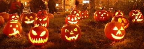Blog hôtel de Vendée : Fêtons Halloween ! | Nos vies aujourd'hui - Our lives today | Scoop.it