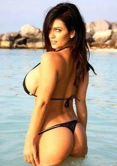 dat-sexy-beauties: #Denise Milani ~N.H. • Sexy night photo. | Denise Milani | Scoop.it