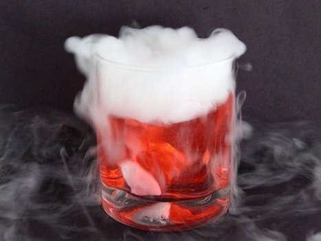 MIXOLOGY MONDAY: Using Dry Ice in Halloween ... - Total Beverage | bartending techniques | Scoop.it