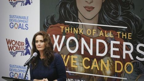 U.N. criticized for naming Wonder Woman honorary ambassador | critical reasoning | Scoop.it