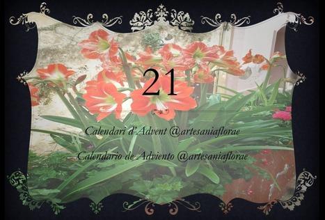 Calendario de Adviento – Calendari d'Advent | artesaniaflorae | Scoop.it