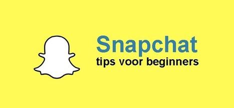 Hoe werkt Snapchat? En hoe zet je het in als professional? | Verzamelde lessen Mediawijsheid | Scoop.it