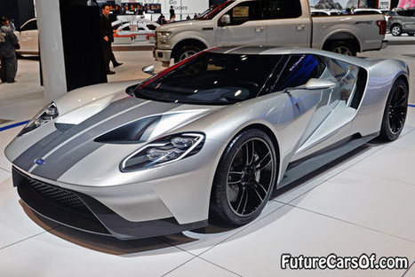 Ford Gt Supercar Price Specs Design Car Reviews Scoop It