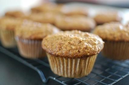 Oatmeal Pumpkin Muffins | À Catanada na Cozinha Magazine | Scoop.it