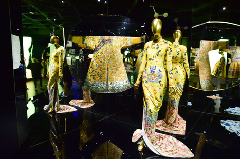 The Met Extends Popular 'China' Fashion Exhibit Through Labor Day - New York Observer | Fashion and Fashonians | Scoop.it