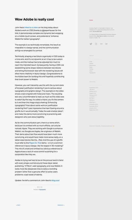 Design Principles: Visual Weight And Direction - Smashing Magazine | UX-UI design | Scoop.it