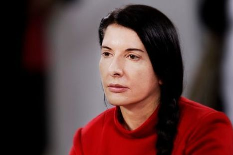 Marina Abramovic, la sphinge de l'art dévore l'écran | Art contemporain et culture | Scoop.it