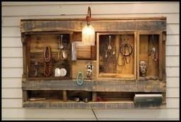 Ahşap dekorasyon malzemeleri | mobilya | Scoop.it