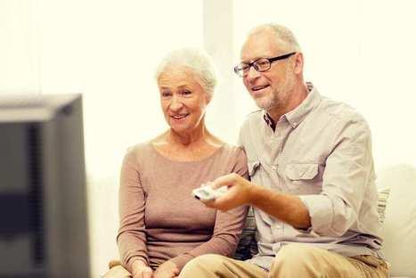 Face au vieillissement de leur audience, les chaînes de télé cherchent la parade | Medias today | Scoop.it