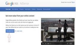 Create Google Adsense Account Easy and Fast | RupeePay | Scoop.it