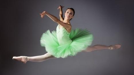 Danse : pourquoi les ballerines tourbillonnent sans avoir le tournis ? : Allodocteurs.fr   Pirouette   Scoop.it
