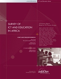 Survey of ICT and Education in Africa (Volume I) | infoDev.org | TICE au Maroc | Scoop.it