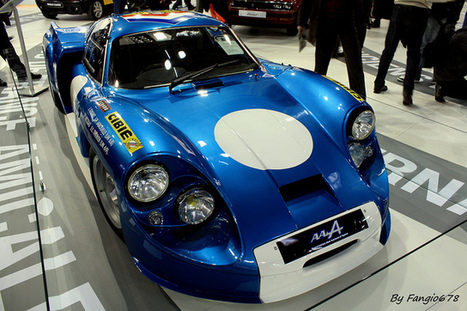 Alpine Renault A220 1968 | my library | Scoop.it