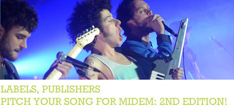 Feature your song in our trailer and win a slot at Midem Festival | Kill The Record Industry | Scoop.it