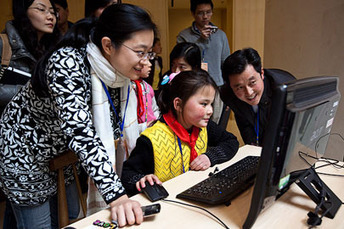 Stanford economist narrows China's education gap with research, technology and policy #China | Digital divide and children | Scoop.it