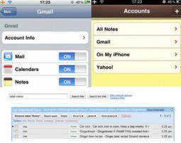 How Do You Backup Your iOS Notes Into Gmail ? - May Coupon Codes | The Daily Tech Coupon Code Buzz | Scoop.it