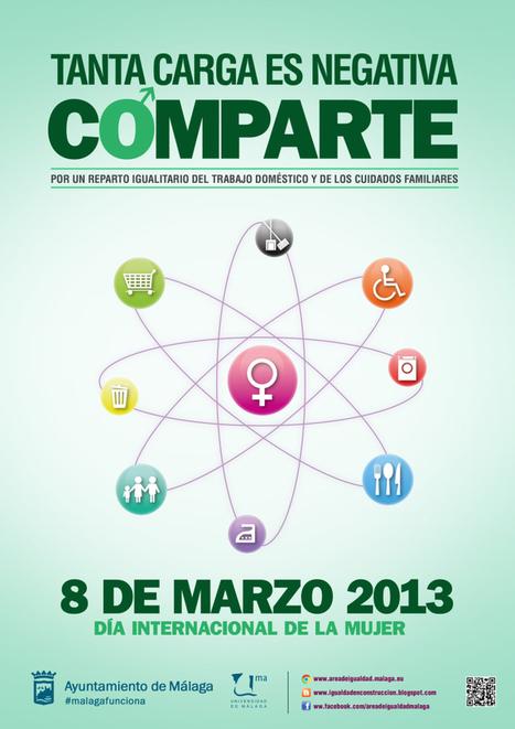 Chema Espada (Red de Hombres por la Igualdad) hablará sobre parentalidad positiva de los hombres en Málaga (14 marzo) | #hombresporlaigualdad | Scoop.it