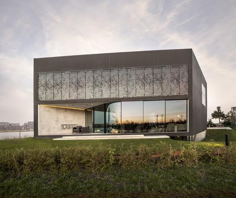 Studioninedots - Project - Villa Kavel 01 | Kuche Design | Scoop.it