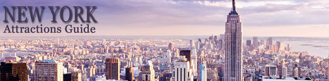 New York Attractions Guide - NYC Pass Discounts, NYC Coupons, Cheap Broadway | New York Attractions | Scoop.it