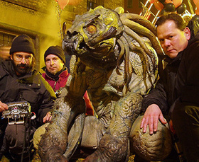 Enter a Monster: How a Hollywood Effects Studio Builds Movie Creatures - The Atlantic   monster sprites   Scoop.it
