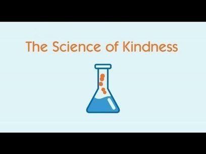 ▶ The Science of Kindness (Life Vest Inside) - YouTube | Psychology, Sociology & Neuroscience | Scoop.it
