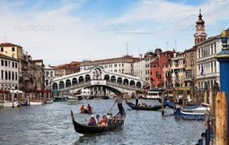 Iconic Venice - Grand canal | Going Places 2nd semester | Scoop.it