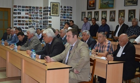 """""""Adyghe Khasa"""" Black Sea Shapsugs preparing for annual congress of """"   russia and the Circassian issues   Scoop.it"""