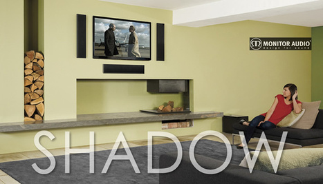 Monitor Audio Shadow 50 Reviews | Music | Scoop.it