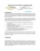 Cómo evaluar el uso de Twitter con estudiantes de ELE | L2 | Scoop.it