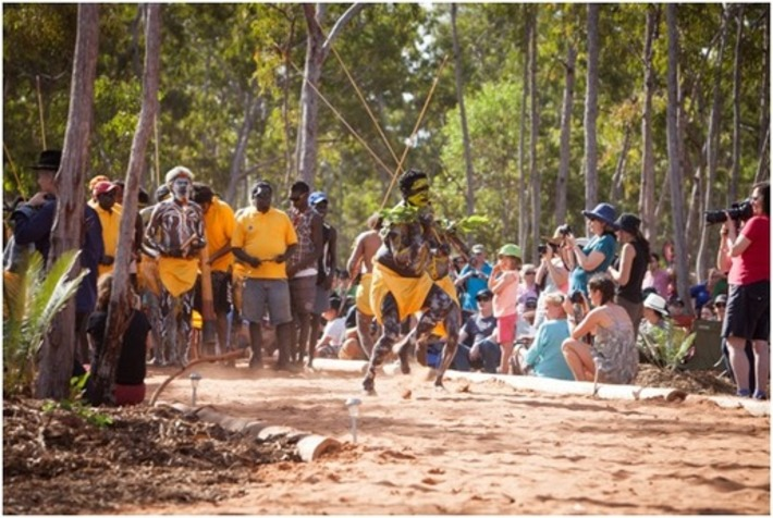 Garma Festival | Yothu Yindi Foundation | Kiosque du monde : Océanie | Scoop.it