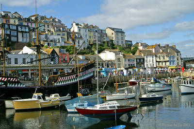 The English Riviera - Torquay, Paignton and Brixham | After London, Where Next? | Scoop.it