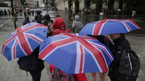 #Brexit causes dramatic drop in UK economy, data suggests - BBC News | L'Europe en questions | Scoop.it