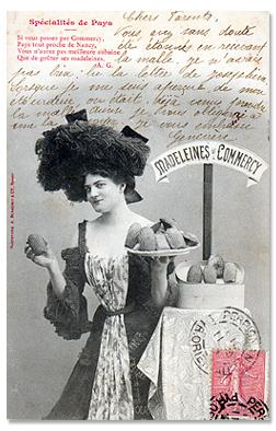 La Madeleine de Commercy | Revue de Web par ClC | Scoop.it