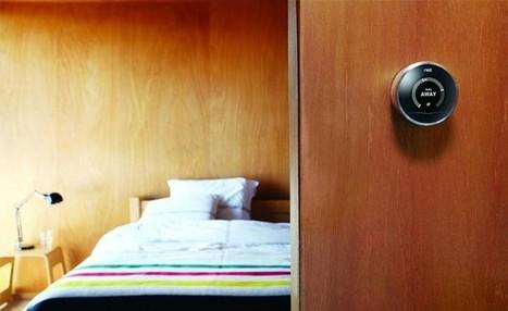 Airbnb équipe ses hôtes de thermostats Nest | COllaboratif | Scoop.it
