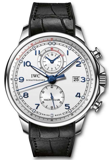 Portugaise Yacht Club Chronographe « Ocean Racer » : la plus sportive de toutes ! | Montre, Horlogerie,Chronos | Scoop.it
