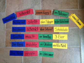 Lehrmaterialien | Wir haben Deutsch | deutsche Blogs | Scoop.it