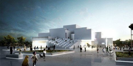 Denmark's New Lego Building, Modeled on Its Iconic Bricks, Captures the Beloved Toy's Whimsy | enjoy yourself | Scoop.it