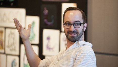 How Pixar created the ultrarealistic animated film, The Blue Umbrella (interview)   motion   Scoop.it