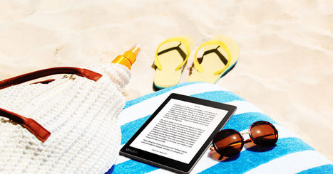 Kobo's Giant E-Reader May Put the Kindle in Its Place   Cool New Tech   Scoop.it