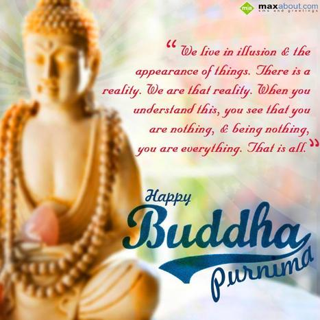 Maxabout: Buddha Purnima SMS | Maxabout SMS & Greetings | Scoop.it