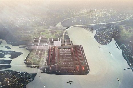 London's next airportBella   Architecture   Scoop.it