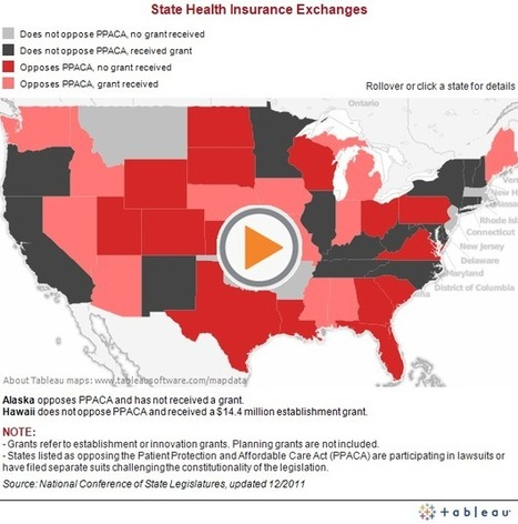 9 States Apply for Health Exchange Establishment Grants | E-Health | Scoop.it