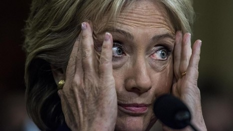 Hillary Clinton Unveiled and Falling Apart at the Seams | Liberty Revolution | Scoop.it