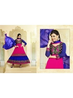 Latest Vikruti Pink And Blue Georgette Designer Anarkali Suit 9671- Shweta Tiwari Designer Anarkali Suit Collection at skbmart.com, Shweta Tiwari in Anarkali Long Suits Beautiful Dress, Shweta Tiwa... | Home and Kitchen Appliances | Toaster | Mixer Grinder | Juicer Mixer Grinder | Hand Blaender | Scoop.it