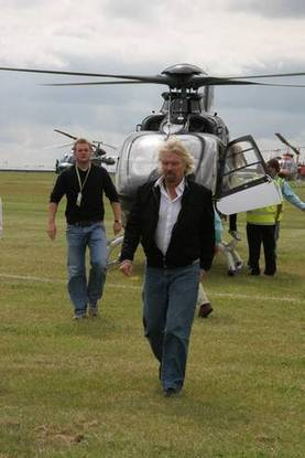 Actualité > LauncherOne : Richard Branson veut également lancer des satellites | Tout est relatant | Scoop.it