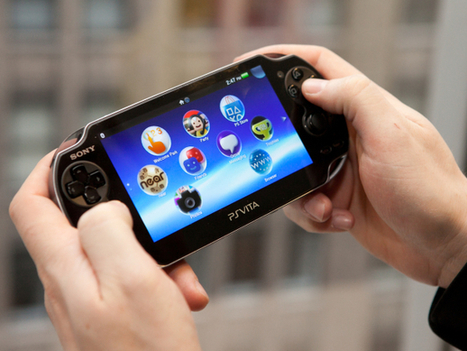 Sony Releases A New Firmware Update For The PlayStation Vita - GadgetPlug | Gadget Plug | Scoop.it