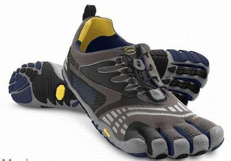 Vibram Five Fingers Komodosport LS Castle Rock/Navy/Grey Men's   share and want   Scoop.it