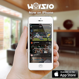 Woisio for iPhone is Out! | Social-TV, Konvergenz | Scoop.it
