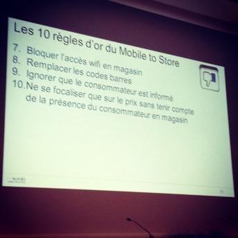 Web to store et géolocalisation au salon du e-marketing – Paris ... | E-Communication | Scoop.it
