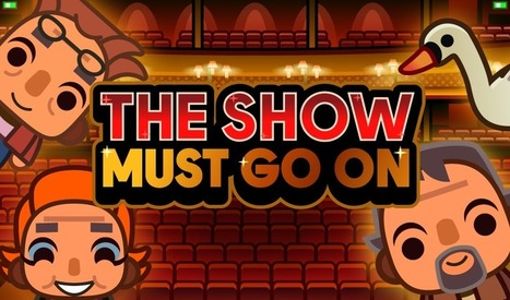 The Show Must Go On: An App from the Royal Opera House and Hide&Seek - A Younger Theatre | digital technologies in classical music & opera | Scoop.it